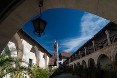 修道院在塞浦路斯 免版税图库摄影