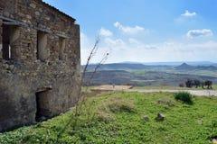 修道院在塞浦路斯 库存图片