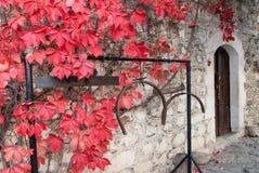修道院在希腊 免版税图库摄影