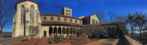 修道院在纽约 库存照片