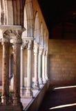 修道院在纽约 免版税图库摄影