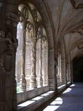 修道院在里斯本 库存图片