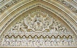 修道院威斯敏斯特 免版税库存图片