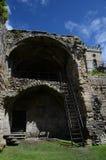 修道院废墟 库存照片