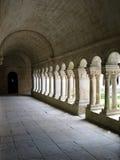 修道院法国senanques 免版税库存照片