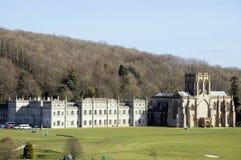 修道院米尔顿 免版税库存图片