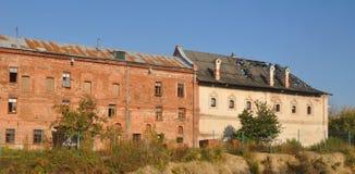 修道院细胞在Krutitsy修道院里 莫斯科俄国 免版税库存图片
