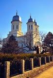 修道院罗马尼亚语 免版税库存照片