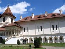 修道院罗马尼亚sambata 免版税库存照片