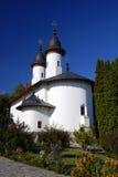 修道院罗马尼亚varatec 免版税库存照片