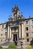 修道院西班牙语 图库摄影