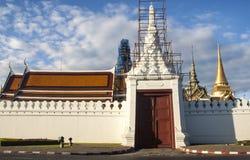 修道院,佛教 免版税图库摄影