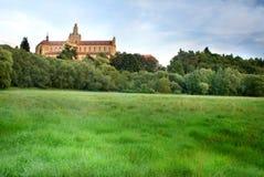 修道院 库存照片