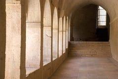 修道院 免版税库存照片