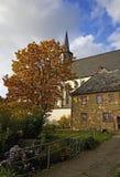 修道院Altenberg 免版税图库摄影