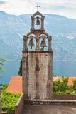 修道院Banja。里桑,黑山 图库摄影