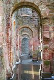 修道院Frauenalb 图库摄影