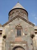 修道院Geghard,亚美尼亚 免版税库存图片