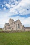 修道院iona苏格兰 免版税库存照片