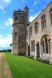 修道院lacock 库存照片