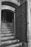 修道院michel mont圣徒 免版税库存图片