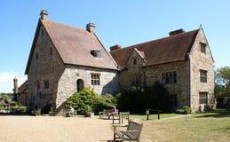 修道院michelham小修道院 库存图片