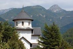 修道院Moraca 免版税图库摄影