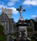 修道院muckross 免版税图库摄影