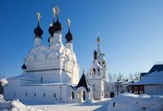 修道院murom俄国 免版税库存图片