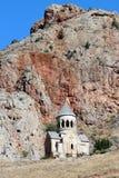 修道院noravank 库存照片