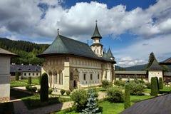 修道院putna 库存图片