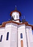 修道院rasca罗马尼亚transylvania 库存图片