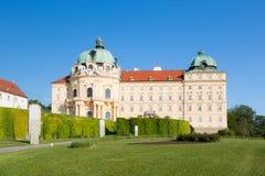 修道院Stift克洛斯特新堡 库存图片