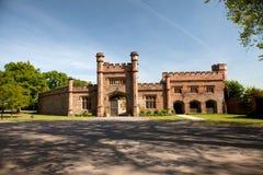 修道院stoneleigh 图库摄影