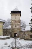 修道院Studenica,塞尔维亚,联合国科教文组织世界遗产 图库摄影
