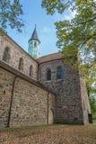 修道院Zinna,德国 免版税库存照片
