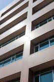 修建一个高楼 免版税库存照片