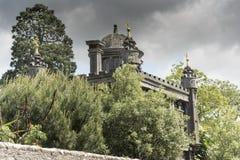 修建阿伦德尔西萨塞克斯郡的St Wilfreds阿伦德尔小修道院 免版税库存照片