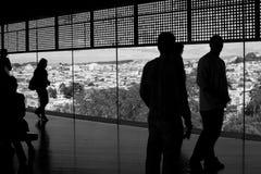 俯视圣地平线的弗朗西斯科 图库摄影