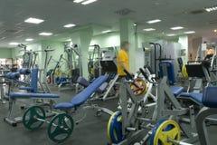 俱乐部健身人 图库摄影