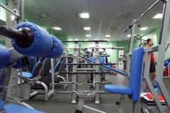 俱乐部健身 向量例证