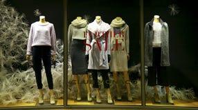 俱乐部摩纳哥妇女s衣物 库存图片