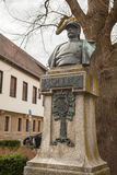俾斯麦纪念碑 库存图片
