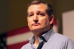 总统候选人特德Cruz参议员 免版税库存图片