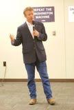 总统候选人Rand保罗参议员 免版税图库摄影