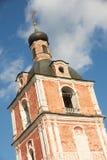假定大教堂18世纪, Pereslavl-Zalessky,雅罗斯拉夫尔州,俄罗斯 库存照片