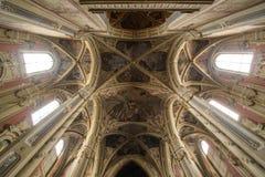假定的大教堂大教堂,利沃夫州 免版税库存图片