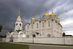 假定的大教堂 免版税库存照片