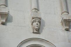 1507 1533年假定建立了大教堂年 弗拉基米尔, 免版税图库摄影