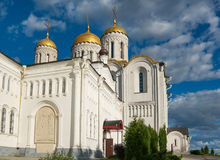 1507 1533年假定建立了大教堂年 弗拉基米尔, 库存图片